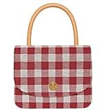 Mansur Gavriel Checker Metropolitan Bag ($895)