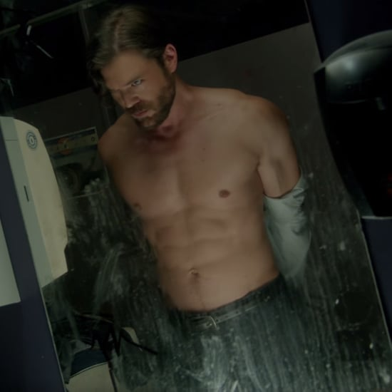 How to Get Away With Murder Shirtless Frank Scene Season 3