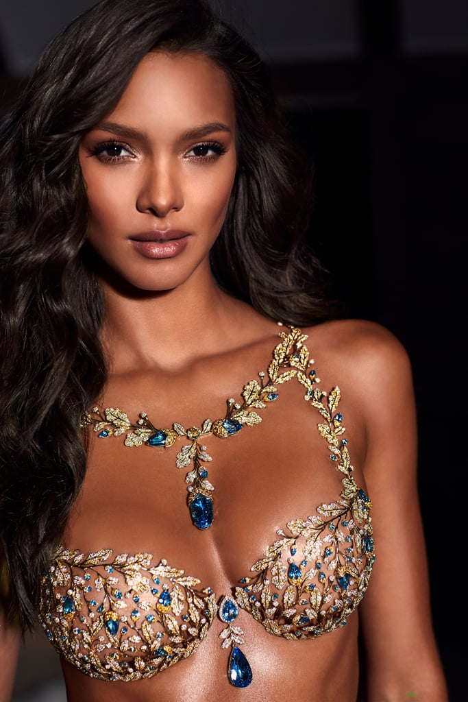Lais Ribeiro Is Going to Wear This Year's Victoria's Secret Fantasy Bra