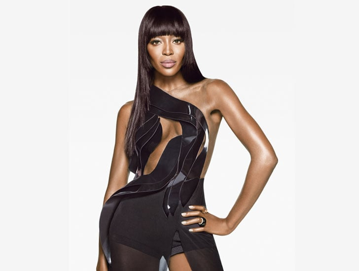"Naomi Campbell  <a href=""https://twitter.com/NaomiCampbell"">@NaomiCampbell</a>- Executive Producer & Supermodel Coach"