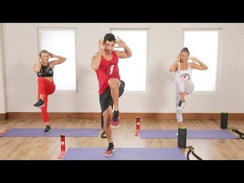 """LIT Method Workout"" From Class FitSugar"