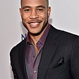 Pictured: Trai Byers