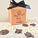 So Sweet Couture Chocolate Boutique Dairy Free Milk Chocolate Halloween Shapes