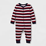 Baby Stars and Stripes Family Pajama Union Suit