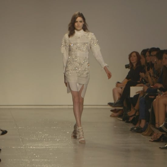 Rebecca Taylor Spring 2014 Show | Video
