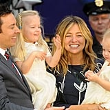 Jimmy Fallon Family Pictures