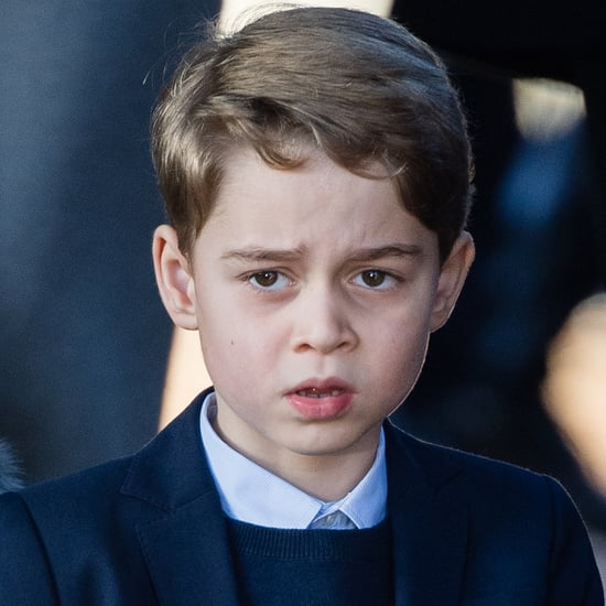 Prince George Is Unimpressed | Photos