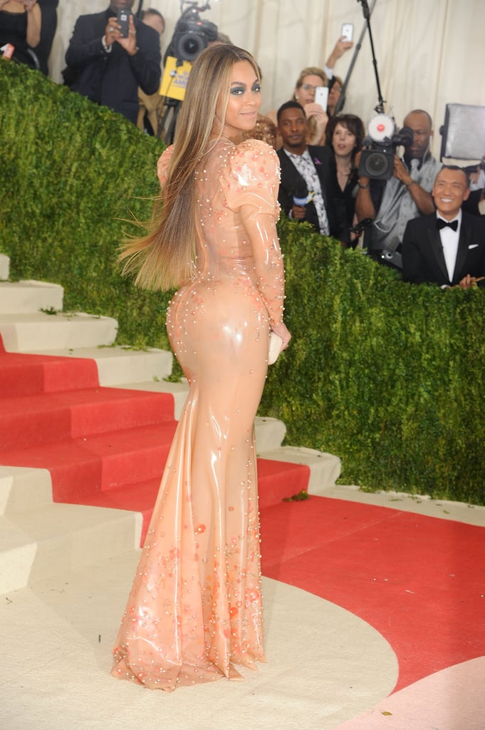 Celebrities With Beyonce at the Met Gala 2016