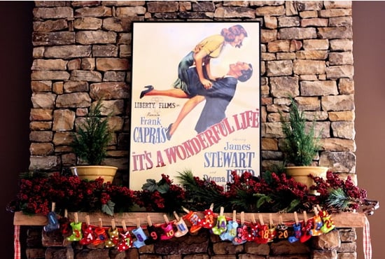 Casa Quickie: Decorate With Vintage Holiday Movie Posters