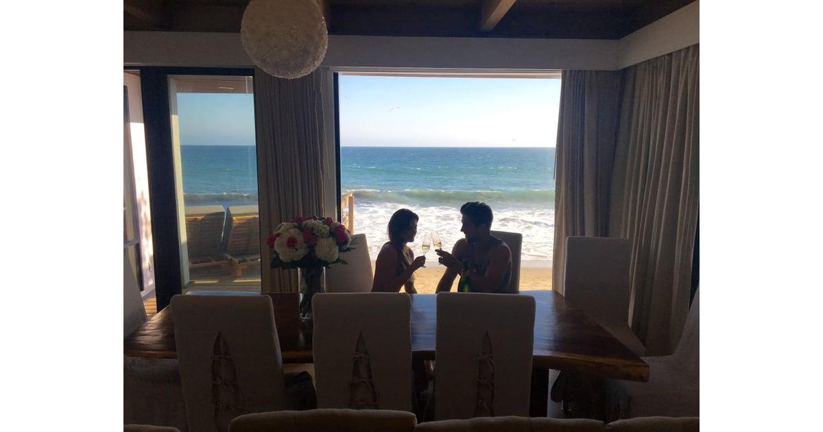 Jojo Fletcher And Jordan Rodgers At The Beach In Malibu