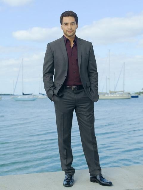 Ramon Rodriguez as Bosley in ABC's Charlie's Angels.
