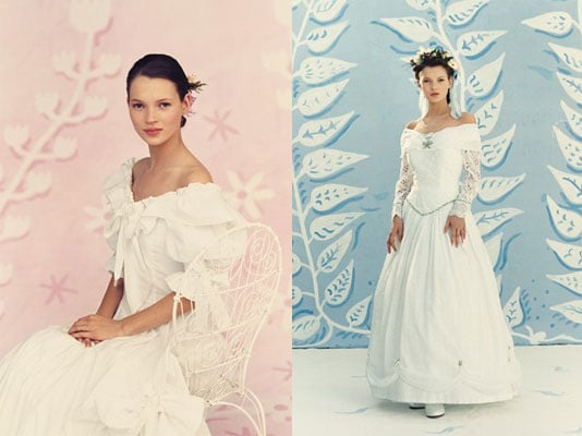 Kate Moss Wedding Dress | POPSUGAR AU