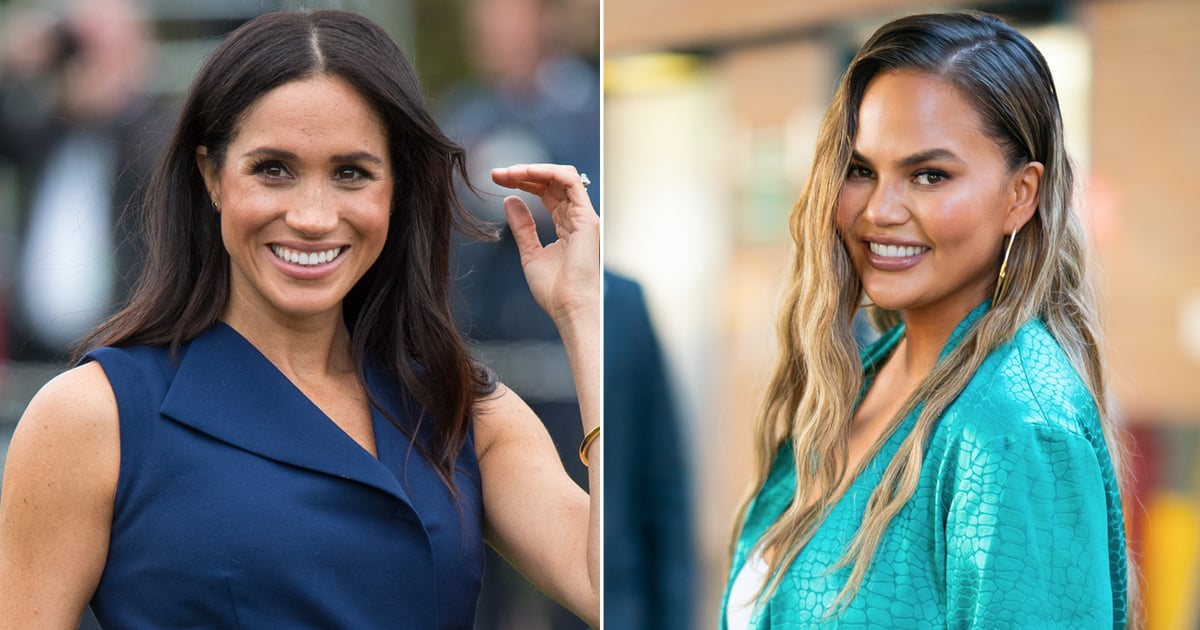 Meghan Markle and Chrissy Teigen's Friendship Is One of the Best Things to Come Out of 2021.jpg