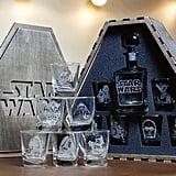 Star Wars Whiskey Decanter Set