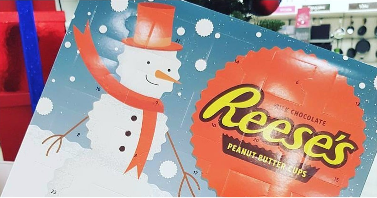 Reese S Advent Calendar Popsugar Food