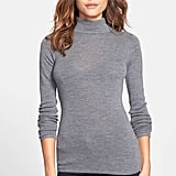 Eileen Fisher Merino Turtleneck Sweater