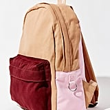 UO Multi-Coloured Canvas Backpack For College