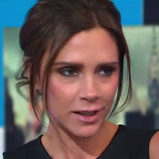 Victoria Beckham on Good Morning America | November 2015
