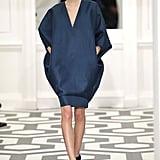 2011 Fall New York Fashion Week: Victoria Beckham