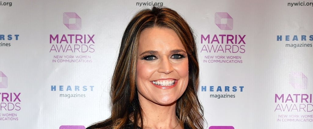 Savannah Guthrie on Asking Women If They're Pregnant