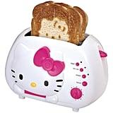 Hello Kitty Toaster ($45)