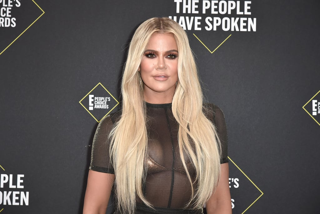 What is Khloé Kardashian's Natural Hair Color?