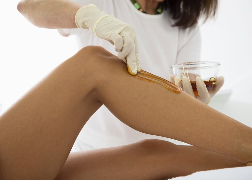 """What Are Your Options If You Have Low Pain Tolerance? """"Waxing can be uncomfortable, especially for those with low pain tolerance,"""" said Petak. """"However, since waxing removes the hair from the root, it makes it grow in softer and finer, resulting in each wax becoming less painful and more comfortable."""" Everyone is different, but waxing your legs is by no means unbearable. Think of it this way: once you make it through your first appointment, it only gets easier.  """"Additionally, a high-quality wax can help make the experience more comfortable,"""" Petak said. Talk to your salon before your appointment if you want to know what type of wax they use and discuss your options."""