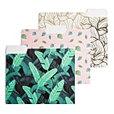 6-Count Plant File Folders