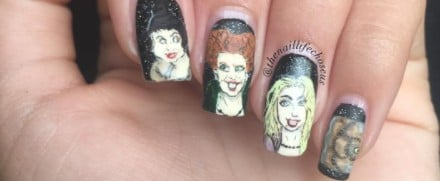 13 Manicures That Are Just a Bunch of Hocus Pocus