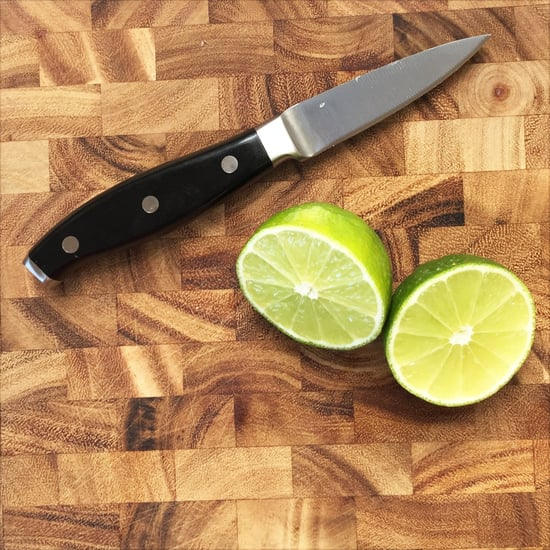 Alton Brown's Lime Juicing Hack