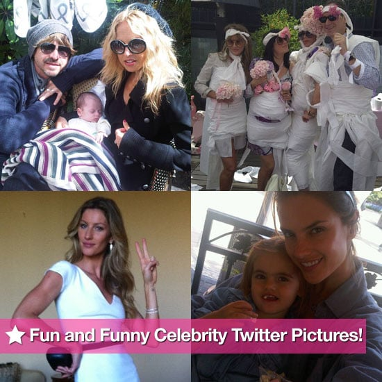 Fun and Funny Celebrity Twitter Pictures 2011-05-12 02:22:00