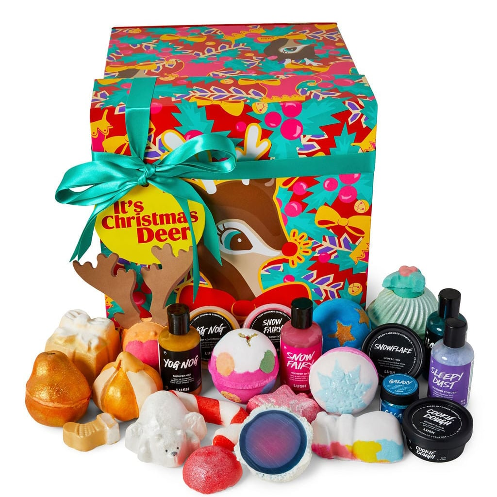 Lush Christmas Collection 2019