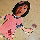 Make Life-Size Paper Dolls