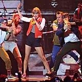 2012: Taylor Swift