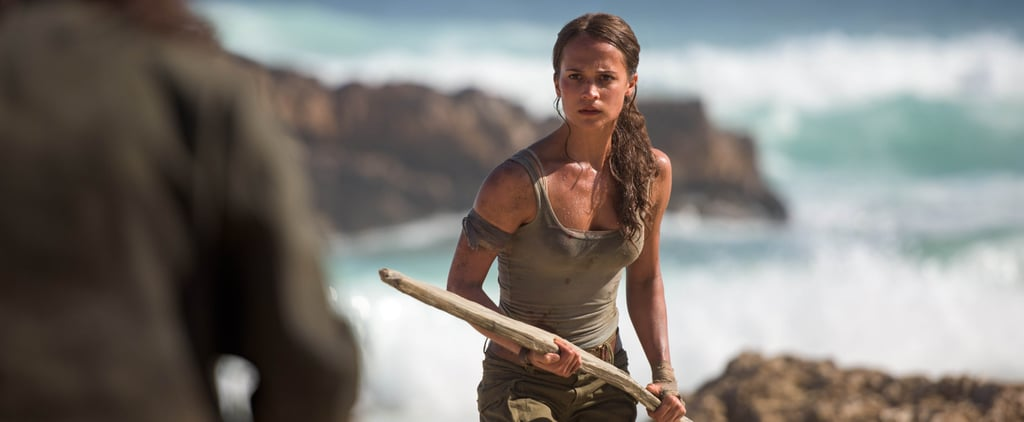 Tomb Raider Alicia Vikander Photos