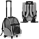 Kopeks Deluxe Backpack Pet Travel Carrier