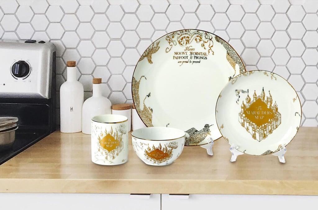 Shop the Full Harry Potter Dinnerware Set