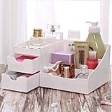 Uncluttered Designs Makeup Organizer With Drawers