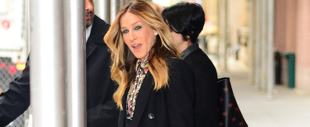 Sarah Jessica Parker Isn't Letting a Little Social Media Shade Ruin Her Day