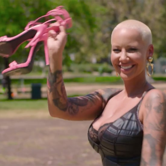 Amber Rose's Shameless Walk of Shame