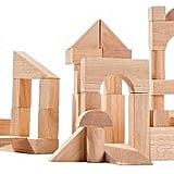 For 2-Year-Olds: Plan Toys Block Set