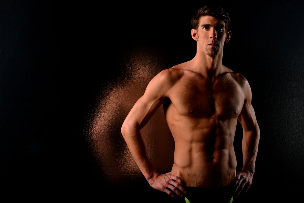 Michael Phelps Shirtless Photos