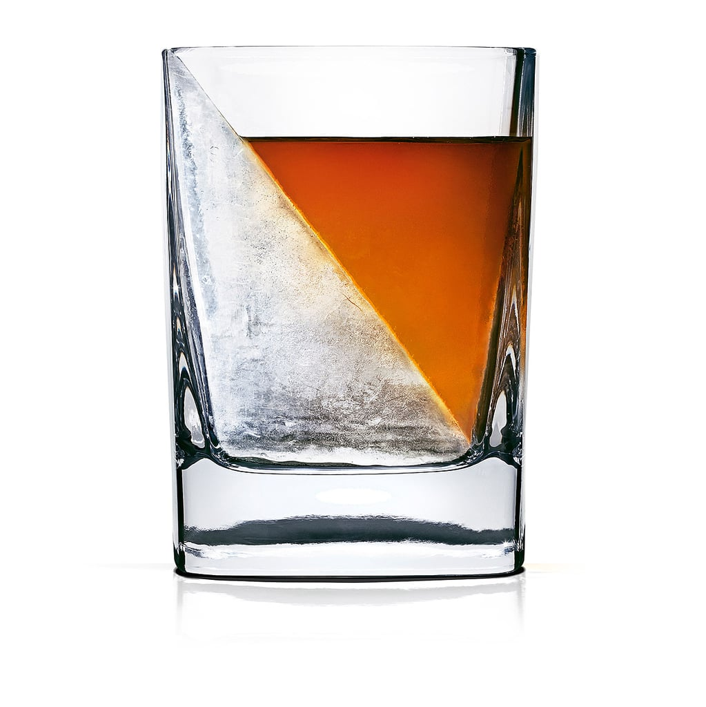Whiskey Wedge Glass ($18)