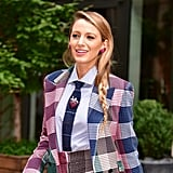 Blake Lively Style A Simple Favour Press Tour 2018
