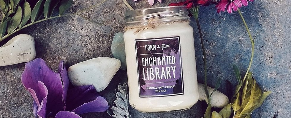 65 Literary Candles For Any Book-Lover to Burn While Reading