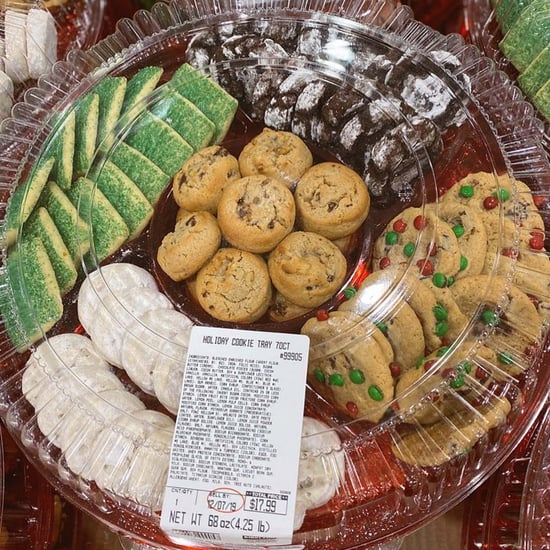 Costco's Assorted Christmas Cookie Tray Includes 70 Cookies!