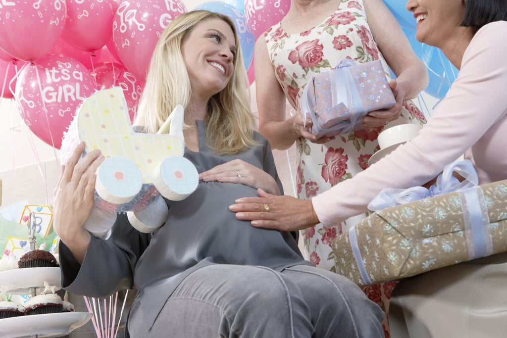 How To Throw A Work Baby Shower Popsugar Family