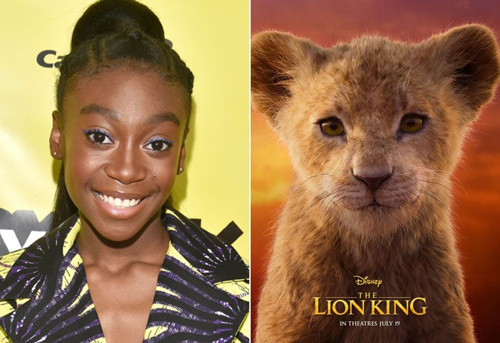 The Lion King 2019 Cast Popsugar Entertainment