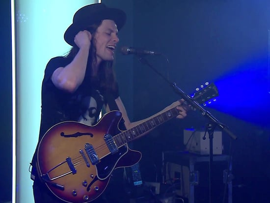 James Bay Covers Coldplay and Beyoncé's 'Hymn for the Weekend' for BBC's Live Lounge