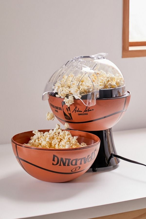 Spalding Basketball Popcorn Maker